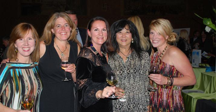 Denise Prothe, Laura Freer, Leah King, Karen Lazzeroni, and Liz Thoenes