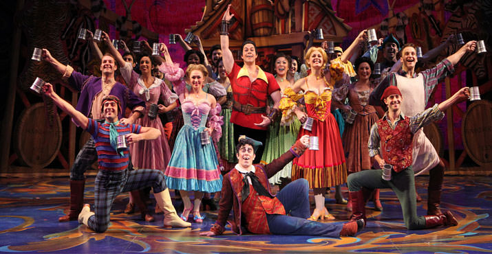 Be Our Guest and Preview Photos from Beauty and the Beast