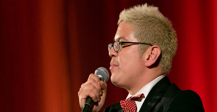 The event featured a special performance by Pink Martini lead by Thomas Lauderdale