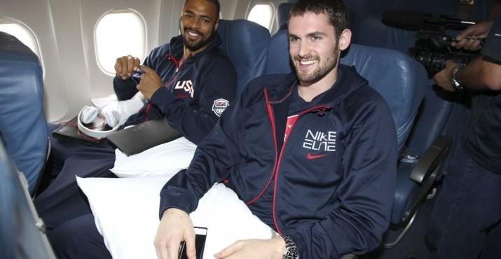 USA v Great Britain - Men travelling to Barcelona