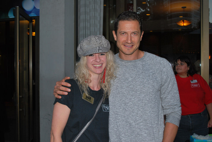 Portland Opera's Claudie Fisher with Special Guest, Sasha Roiz from NBC's Grimm