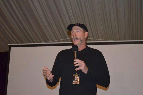 Tim Harrison speaks about the program