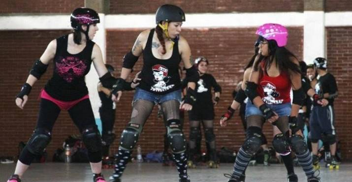 Portland Woman Travels the World to Promote The Sport of Roller Derby