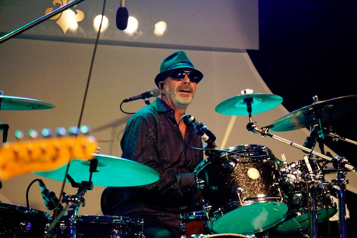 Danny Seraphine co-founded Chicago as well as his current band, California Transit Authority.
