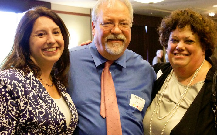 Martha Strawn Morris, Director of Gateway Center for Domestic Violence Services, Jay Wurscher, Drug and Alcohol Services Coordinator for Dept. of Human Services, and the Honorable Nan Waller, Presiding Judge for Multnomah County.