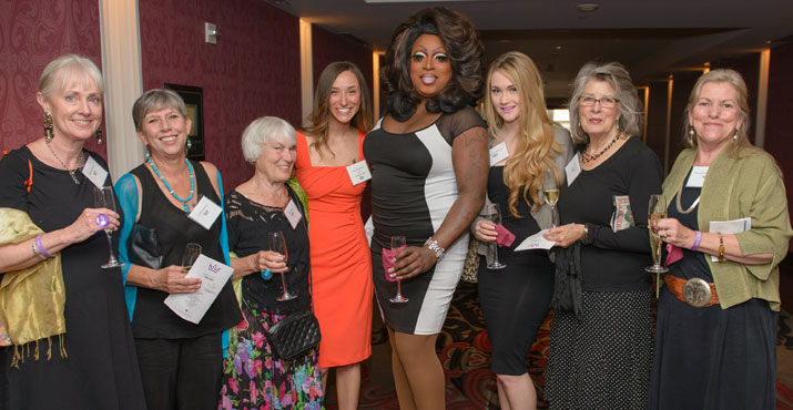 Bradley Angle's GlamHer Raises $81,000 for Domestic Violence Services