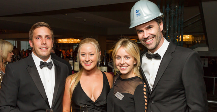 Habitat for Humanity Nails 4th Annual Hard Hat & Black Tie Gala