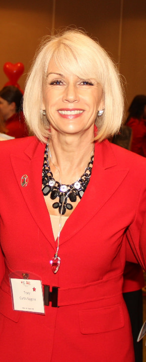 2015 Go Red For Women Chairwoman: Tracy Curtis, Wells Fargo