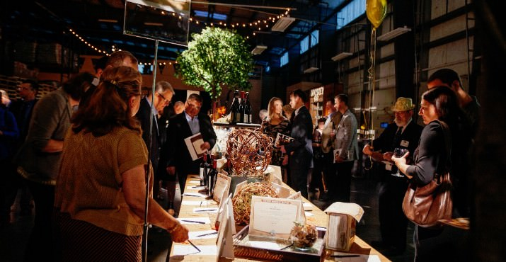 Record-breaking evening at Oregon Harvest Dinner