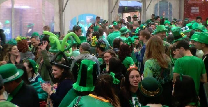 4th Annual St. Patrick's Day LepreCon Pub Crawl Raises Money for Sunshine Division