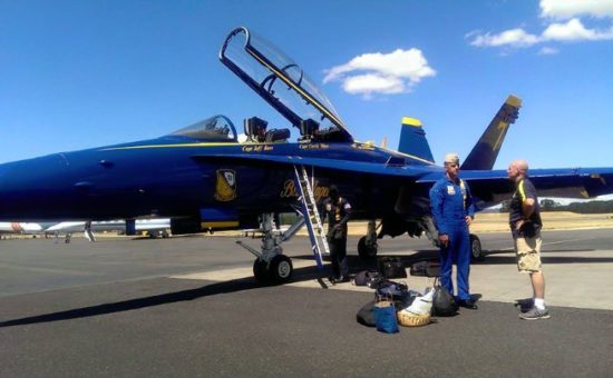 Oregon International Air Show Offers Grants to Community Groups