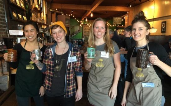The Oregon Public House Raises $120,000 and Gains Fame