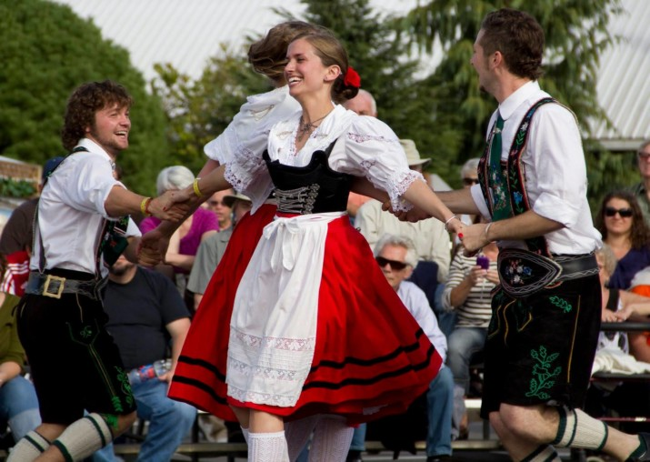 Mount Angel's Oktoberfest Boosts Entire Community