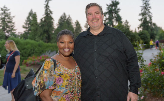 Portland SummerFest Presents: Puccini's TOSCA at Opera in the Park