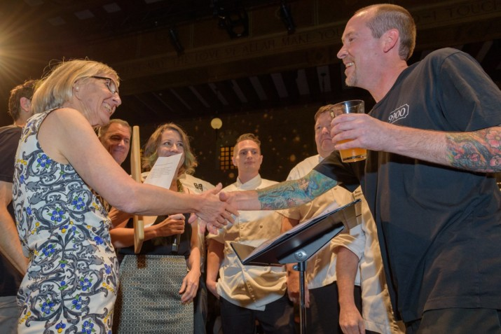 Iron Chef Competition Raises Over $190,000 for Children's Relief Nurseries
