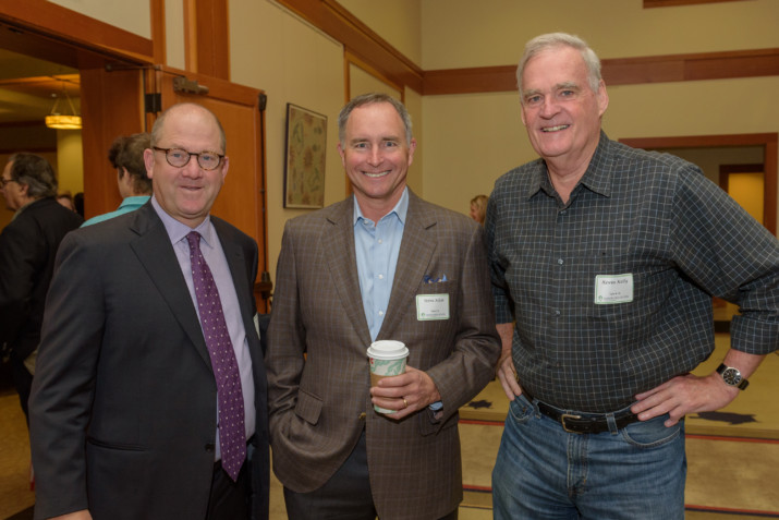 Partner with Edison Breakfast Raises $150,000 for Innovative High School