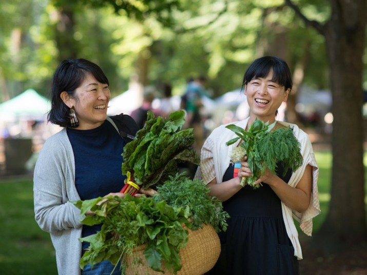 Where and When to Enjoy Our Local Farmers' Markets