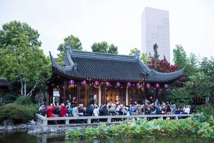 FALL PREVIEW: Lan Su Chinese Garden to Sparkle Under the Moonlight