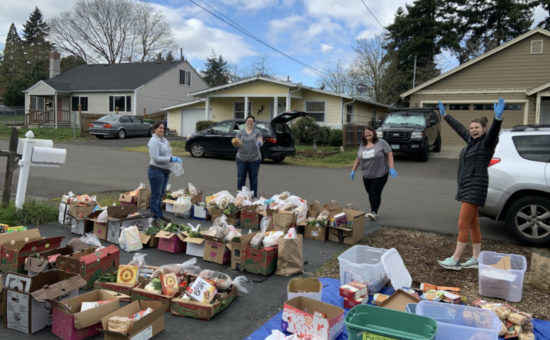 Impact NW Moves Operations Online and Begins Household Supply Drive