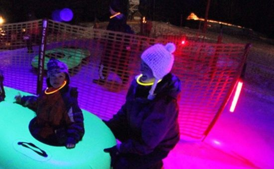 Lifestyle Story: Mt. Hood Skibowl Opens and Cosmic Tubing Will Soon Light Up Night Sky